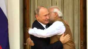 India, Russia sign deals to enable closer ties [Video]