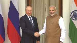 Russia missile deal with India vexes U.S. [Video]