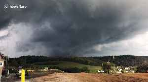 National Weather Service confirms 12 tornados across Pennsylvania on Tuesday [Video]