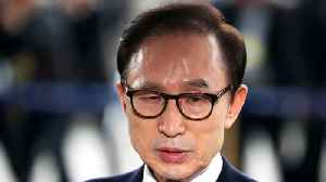 Former President Of South Korea Sentenced To 15 Years In Jail [Video]