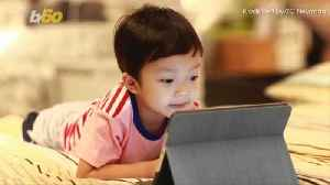 More Than 50% of Toddlers Under 5 Have Their Own Tablet Or Smartphone Study Shows [Video]