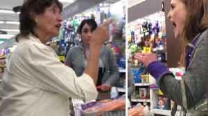 Woman Defends 2 Spanish Speakers Harassed at Colorado Supermarket [Video]