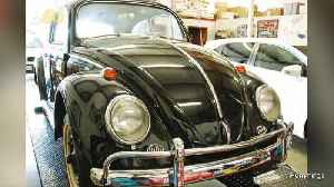 This 1964 Volkswagen Beetle With Only 23 Miles On it is Being Sold For $1 Million [Video]