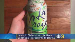 Class Action Lawsuit Alleges LaCroix Contains Ingredients Used In Cockroach Insecticide [Video]