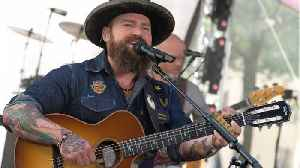 Zac Brown & Wife Shelly Split After 12 Years Of Marriage [Video]