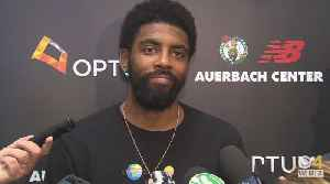 Kyrie Irving On Committing To Celtics Long-Term [Video]