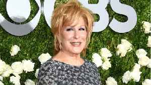 Bette Midler Apologizes For Tweet That Caused Backlash [Video]
