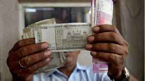 Indian Rupee Falls To Record Low [Video]