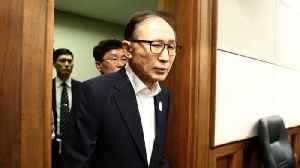 Former SK President Lee Myung-bak Convicted of Corruption [Video]