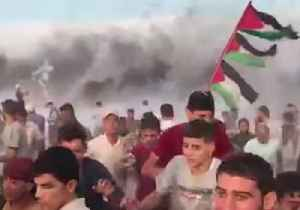 Casualties Reported in Large Protests on Israeli Border [Video]