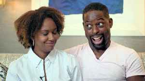Sterling K. Brown: Dealing with My Mother-in-Law Has Been