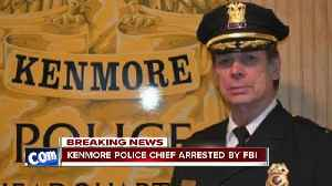 Kenmore Police Chief arrested by FBI [Video]