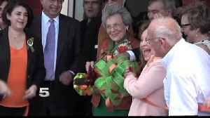 Roma ISD Dedicate New School after District's First Valedictorian [Video]