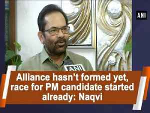 Alliance hasn't formed yet, race for PM candidate started already: Naqvi [Video]
