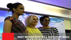 Meet Women Who Will Represent India In South Pole Expedition [Video]
