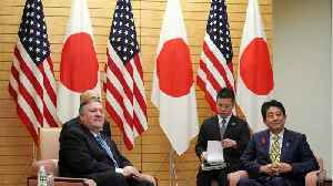 Pompeo Pledges Coordination With Japan In North Korea Talks [Video]