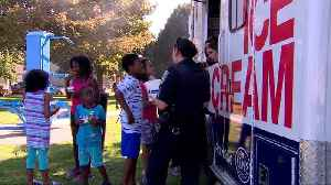 Milwaukee Police Ice Cream Truck Allows Officers `to See People at Their Best` [Video]