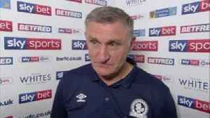 Mowbray – Result better than performance [Video]