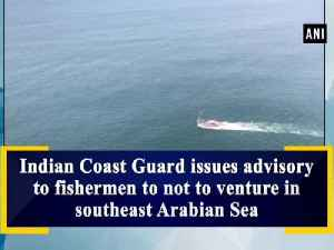 Indian Coast Guard issues advisory to fishermen to not to venture in southeast Arabian Sea [Video]