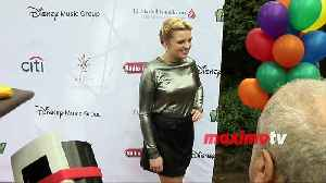 """Maddie Poppe 9th Annual """"LA Family Day"""" Red Carpet [Video]"""