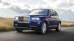 Is Cullinan a real Rolls-Royce? [Video]