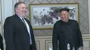 2nd North Korea summit expected after Pompeo's