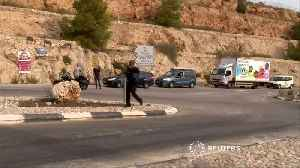 Palestinian gunman kills two Israelis in West Bank - Israeli military [Video]