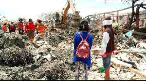 Indonesia disaster: Devastated areas may be made mass graves [Video]
