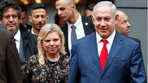 Wife of Israeli Prime Minister Goes On Trial For Fraud [Video]