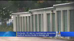 Woman Found Dead In Rochester, NH Storage Unit [Video]