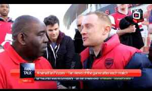 Arsenal 4 Everton 1 - We Are Lucky To Have Arsene Wenger [Video]