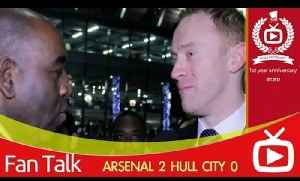 Arsenal FC 2 Hull City 0 - Ozil Is The Magical Ingredient In Our Team [Video]
