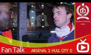 Arsenal FC 2 Hull City 0 - We Can Win A Trophy This Season [Video]