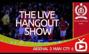 Arsenal Fan TV - Monday Night Hangout [Video]