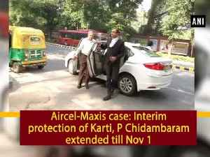 Aircel-Maxis case: Interim protection of Karti, P Chidambaram extended till Nov 1 [Video]