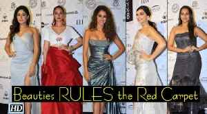 Deepika, Sonakshi & others RULES the Red Carpet | Elle Beauty Awards 2018 [Video]