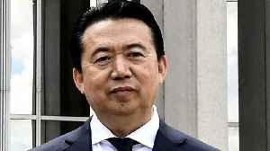 China says ex-Interpol chief faces bribery probe back home [Video]