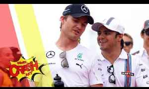 Nico Rosberg 'annoyed' with FIA, Hamilton defiance [Video]