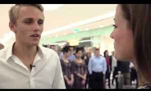 Max Chilton shares his Singapore GP experiences [Video]