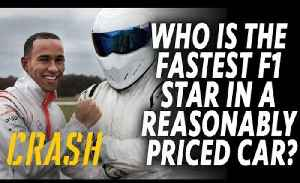 Who Is The Fastest F1 Driver In Top Gear's Star In A Reasonably Priced Car? I Crash.net [Video]