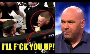 This is why UFC won't allow Conor McGregor to fight on Dec 30 at UFC 219,Bisping on Silva,Woodley [Video]