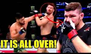 MMA Community reacts to Michael Bisping vs Kelvin Gastelum,FN 122 Results [Video]
