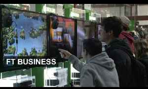 UK developers pitch their games | FT Business [Video]