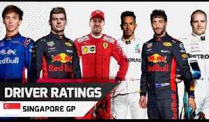 Singapore GP - Driver Ratings [Video]