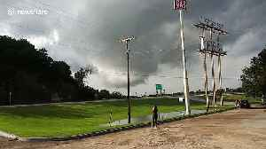 Tornado warning issued for southern Oklahoma counties [Video]
