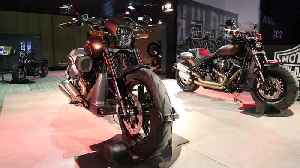 Harley Davidson at the Paris Motor Show 2018 [Video]
