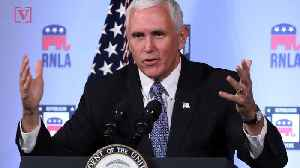 Pence's 2017 NFL Walkout Cost Taxpayers $325,000 [Video]