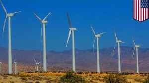 If US was powered only by wind, ground could get warmer [Video]