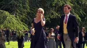 News video: New details about Princess Eugenie's royal wedding emerge