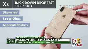 Are new iPhones more fragile? [Video]